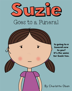 Suzie goes to a Funeral